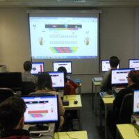 Alumnes d'enregistrament de dades